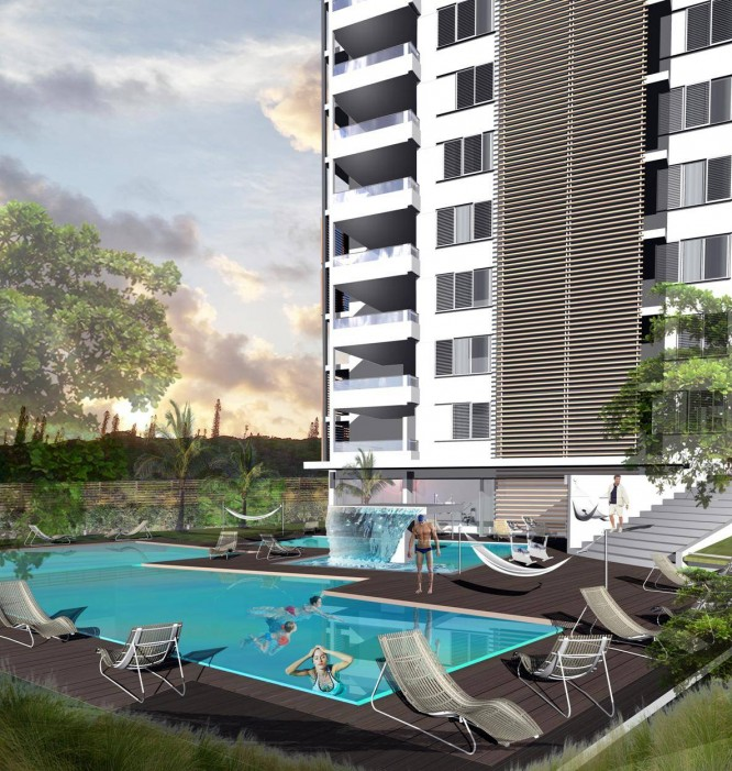 Promotion neuf appartement f2 mont dore boulari for Appartement f2 neuf